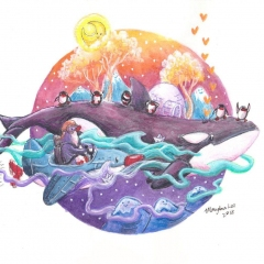 Orca-Adventure-2018-whale-penguin-art-illustration-MaryAnn-Loo