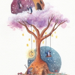 Tree-Worlds-Above-and-Below-2017-penguin-home-art-illustration-MaryAnn-Loo
