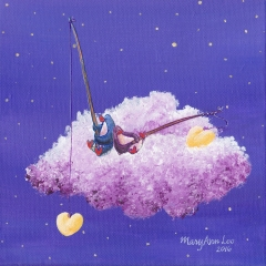 Dream-Catcher-Companions-4-2016-penguin-fishing-art-illustration-MaryAnn-Loo