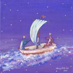 Nighttime-Adventure-Seekers-2016-penguin-sailing-art-illustration-MaryAnn-Loo