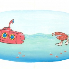 Olly the Submarine-2018-p10-childrens-book-illustration-MaryAnn-Loo