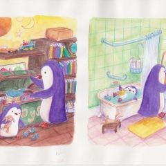 Secret Present illustration_p20_2015_penguin_MaryAnn Loo