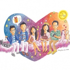Nina family-2019-art-illustration-MaryAnn-Loo
