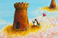 dreamers-home-castle-cloud-penguin-heart-balloon-MaryAnn-Loo