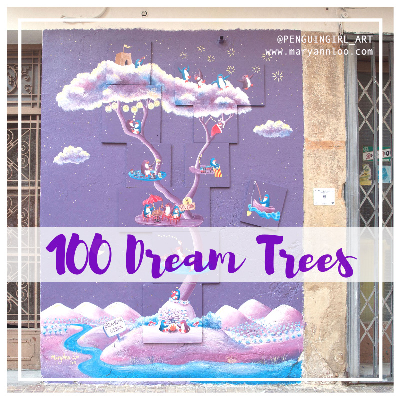 Project: 100 Dream Trees